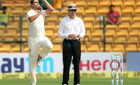 India vs Australia: Mitchell Starc Out Of Test Series With Fractured Foot