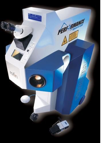 The StarWeld microwelders are easy-to-use, low-maintenance laser welders for manual spot and seam welding, currently used in such industries as jewelry manufacturing and repair, dental and medical, electronics, tooling and repair. Because the laser is air-cooled, the laser head and power supply can be integrated into a single work chamber. The StarWeld performance system, boasts improved ergonomics for operator comfort and technical features setting a new standard for the industry. Built by…