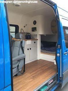 Family Stealth Camper Mercedes-Benz Sprinter 313 / Campervan / Motorhome