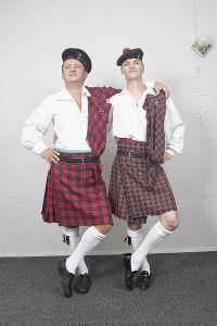 Национальные костюмы шотландии картинки