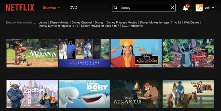 Disney Streaming Service Will Be Priced 'Substantially Below' Netflix at Launch