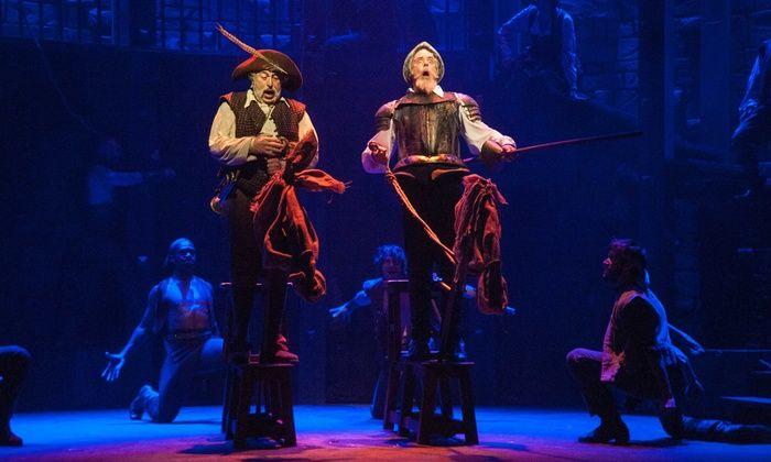 """Man of La Mancha - California Theatre of the Performing Arts: """"Man of La Mancha"""" (July 15–17)"""