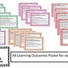 The Early Years Learning Framework Posters can be printed off and use as a room/centre display to highlight learning in your early years setting. E...