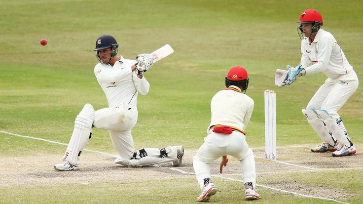 Victoria seal back-to-back Sheffield Shield titles