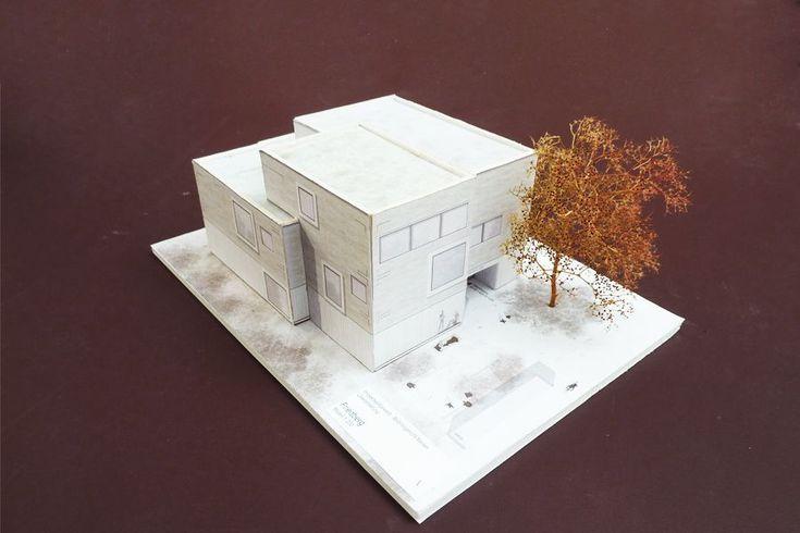 raumfindung Architekten . District Court Extension . Meilen (6)