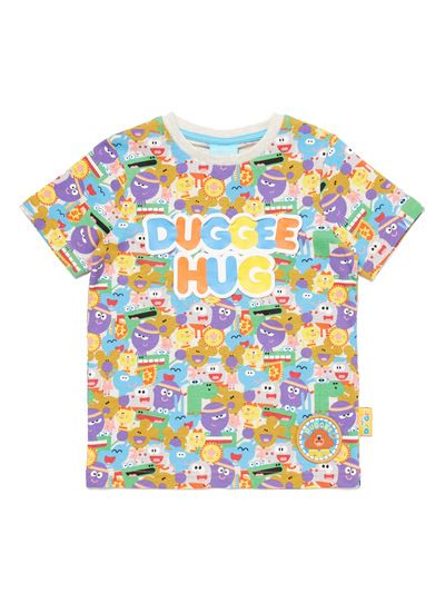 618e90d48bc4 Multicoloured Hey Duggee T-shirt (9 months-6 years) from Tu at ...