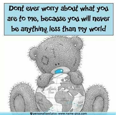 Worry is unnecessary just take time