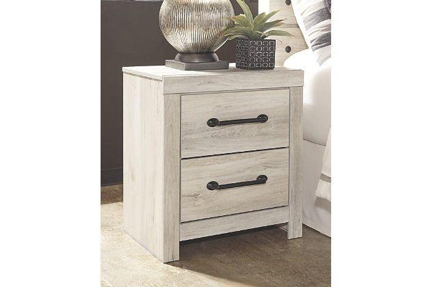 Cambeck Nightstand Furniture Bedroom Furniture White Bedroom Furniture