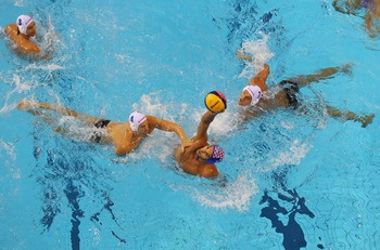 Hungary lost its first match in Olympic men's water polo in 12 years. The three-time defending champion lost 14-10 to Serbia.