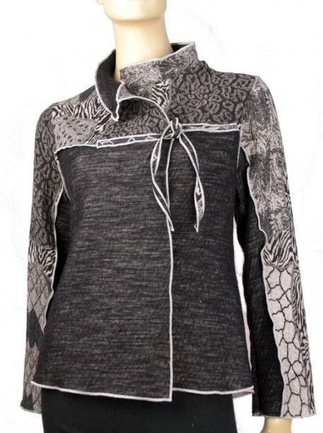 ANYA SF jacket--WOW--I could just serge this!