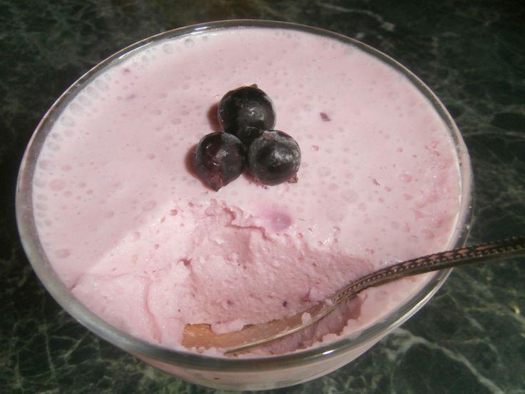 Вкусный молочный десерт вместо пломбира!