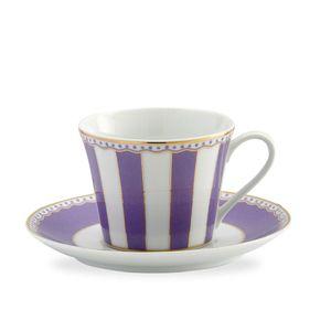 Special Gifts/Aura Gift Box Delivers Australia Wide. Noritake Carnivale Tea-Set 6 piece Lavender - Aura Gift Box