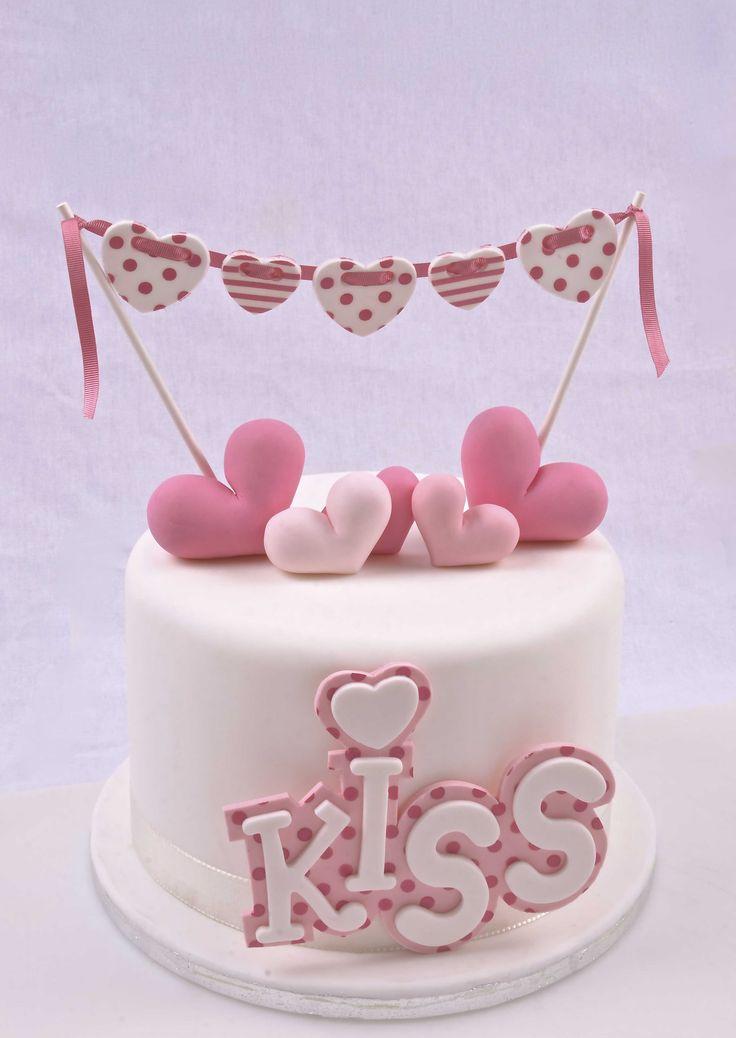 1065 best Cakes - Valentines & Access. images on Pinterest | Petit ...