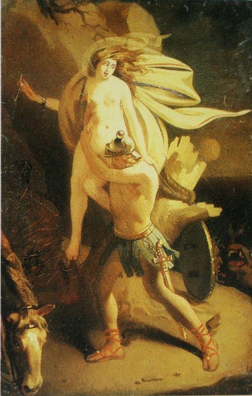 1817-1820. Персей и Андромеда. ГРМ