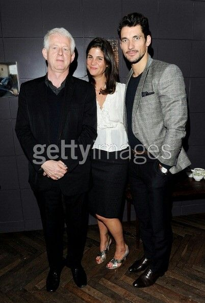 David Gandy attends as Grand Classics, Richard Curtis and Grey Goose celebrate 100 years of Universal Pictures' greatest films, with a special screening of National Lampoon's Animal House, at The Electric Cinema on April 30, 2012 in London, England. (Photo by Dave M. Benett/Getty Images)