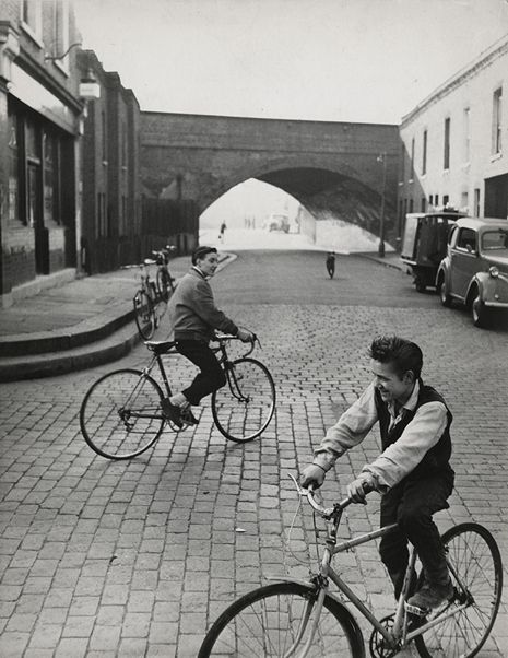 Roger Mayne. Battersea, London 1957