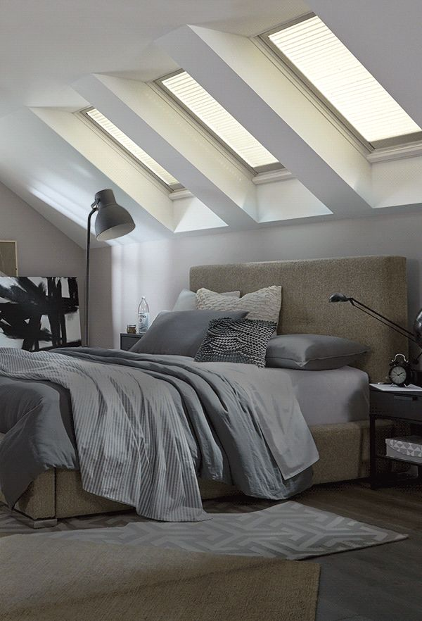 Imagine the possibilities when a quiet space is transformed with fresh air and daylight from skylights. All you have to do is look up to your fifth wall.