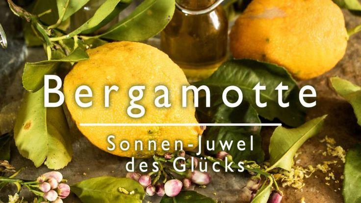Die wohltuende Wirkung des Bergamotte-Öls