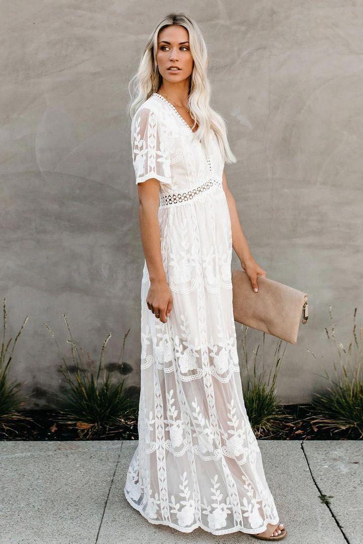 White Floral Lace Maxi Dress Floral Lace Maxi Dress Lace Maxi Dress Maxi Dress [ 1102 x 735 Pixel ]