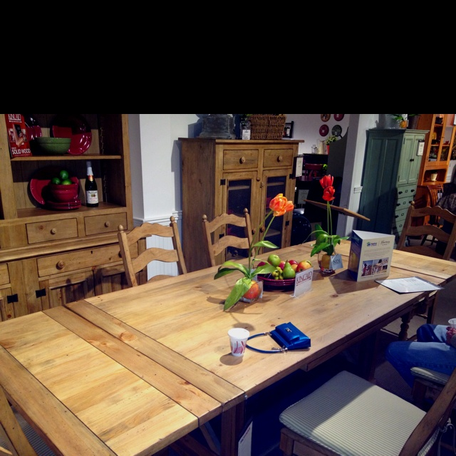 Dining Room Table Jordans Furniture