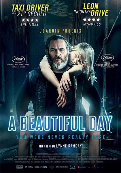 A Beautiful Day You Were Never Really Here Offer In 2019