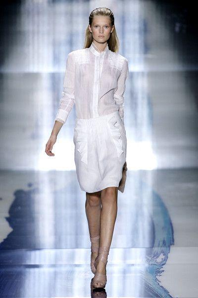 Pringle of Scotland at Milan Fashion Week Spring 2009 - Runway Photos