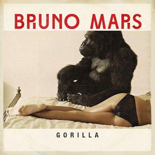 Bruno Mars : Son nouveau single, Gorilla - StarsBlog.fr