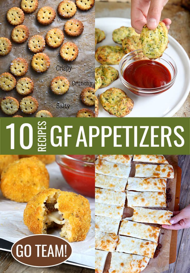 Ten Gluten Free Appetizers For Game Day