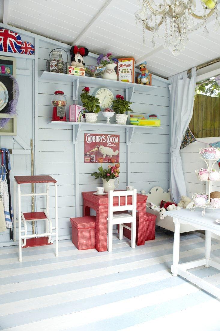45 besten farbgestaltung f r das gartenhaus bilder auf. Black Bedroom Furniture Sets. Home Design Ideas