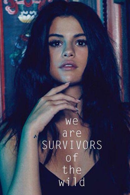 Selena Gomez|| Revival || 2015 || Billboard|| Quotes