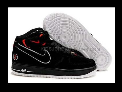 find mens nike air force 1 mid black red shoes online or in shop top brands and the latest styles mens nike air force 1 mid black red shoes of at buy matrix mid office