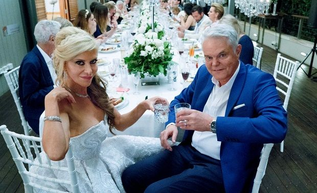 Who Is Gamble's Husband Dr. Rick Wolfe on 'Real Housewives of Melbourne'?