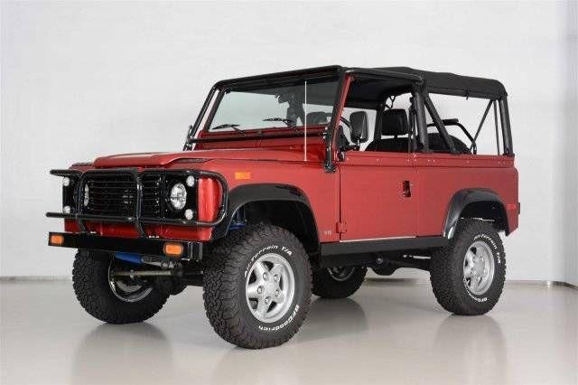 1994 Land Rover Defender 90 for sale #1922503 - Hemmings Motor News