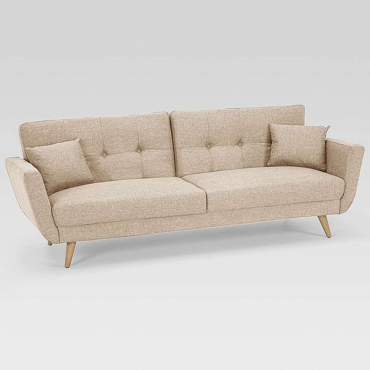 Isabella 3 Seater Sofa Bed | Dunelm