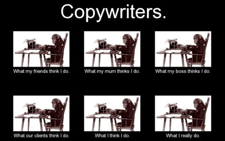 Copyranter: What is a copywriter, anyway? - Digiday