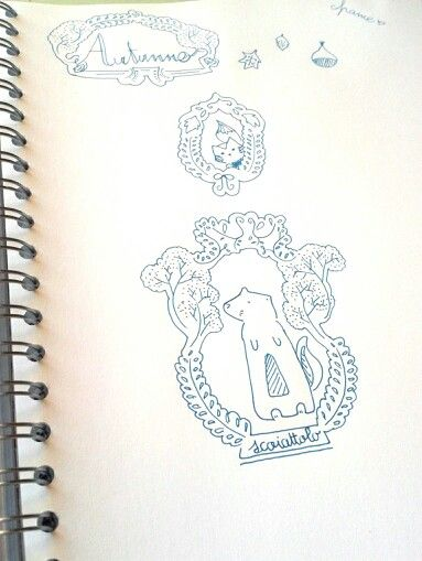 Sketch by Elisa Boldrin