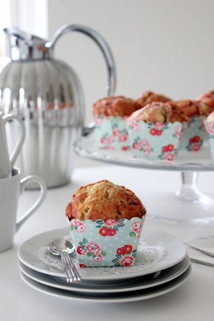 CookieCrumble: Rødbedemuffins