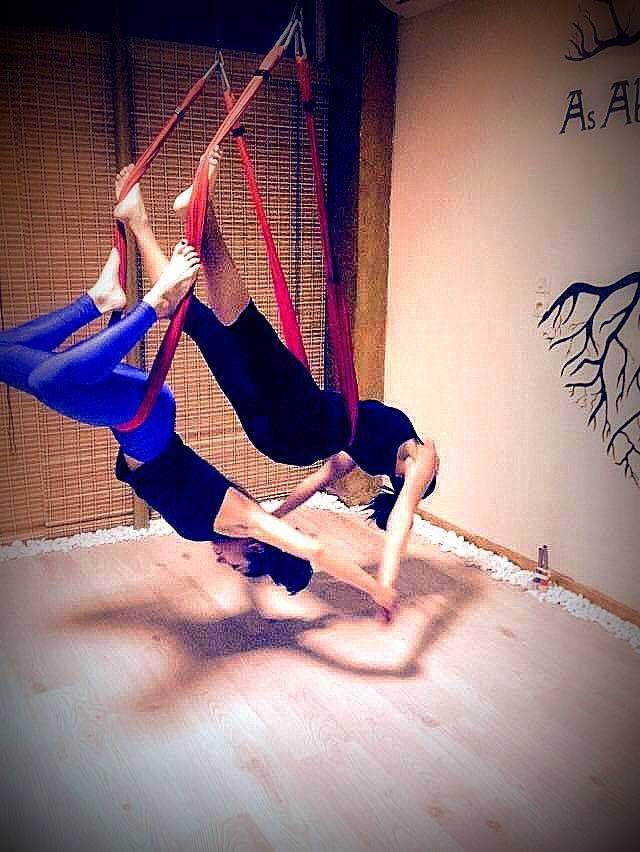 swing partners yoga trikala greece