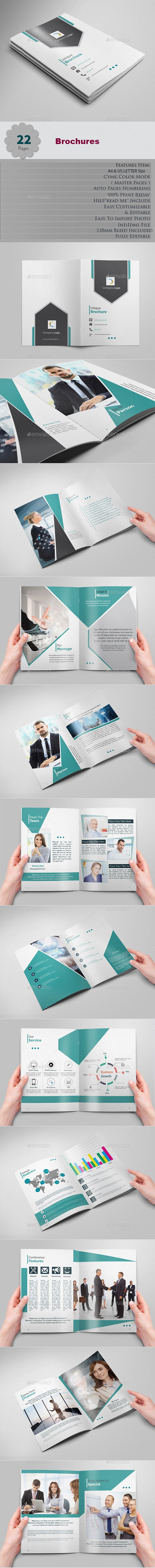 Brochure #minimal #photography  • Download here → https://graphicriver.net/item/brochure/21109997?ref=pxcr