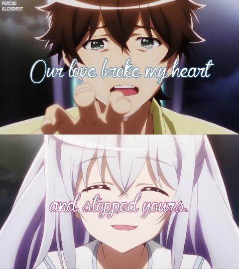 Plastic Memories,la parte más triste de todo el anime :'(