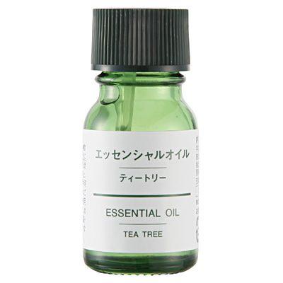 エッセンシャルオイル・ティートリー (新)10ml | 無印良品ネットストア