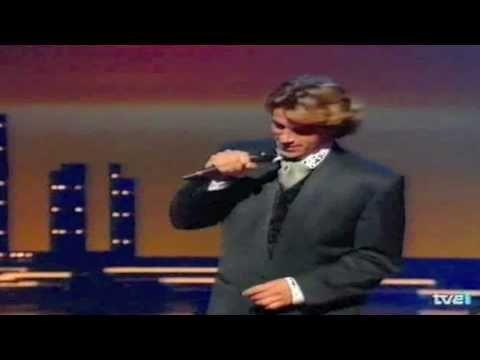 Eurovision Alejandro Abad 1994