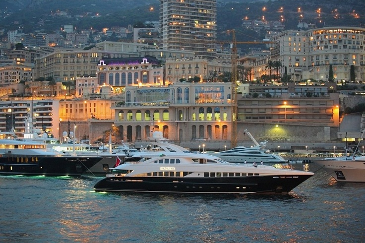 The Heesen superyacht My Petra
