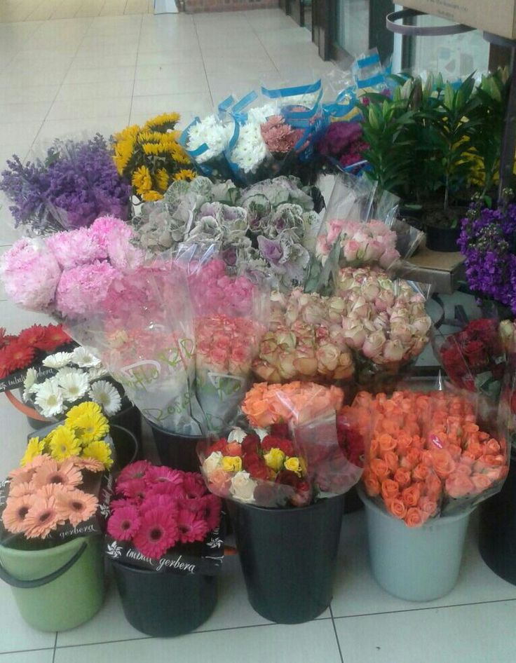 We have a variety of beautifull fresh flowers available in store for any occasion. Feel free to pop into our store at Middelburg Mall or you can contact us on 013 244 1020 or email us on azaleabloemiste@gmail.com. Wishing all our customer a wonderful day filled with happiness from all of us at Azalea Florist