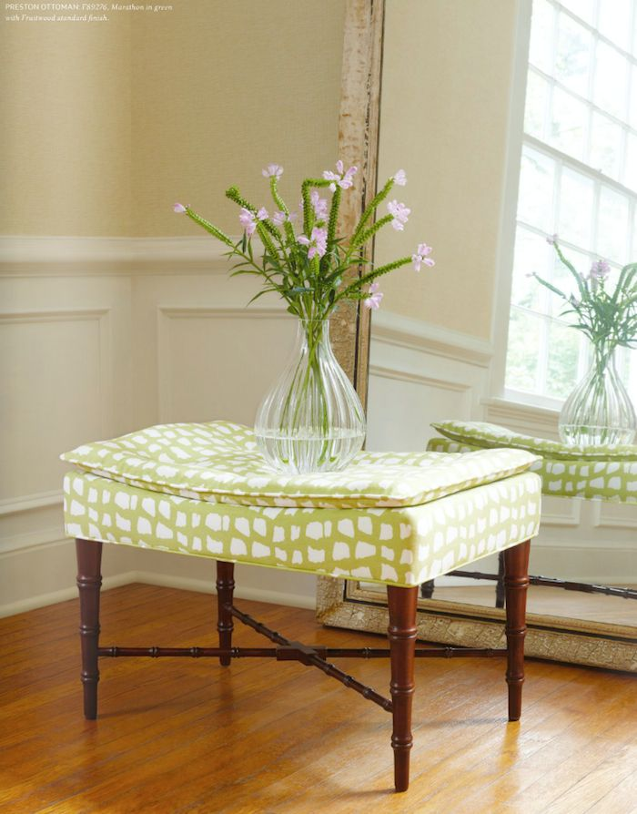 Thibaut Furniture Is Here!some Fresh Looks And Custom Details. North  Carolina Made   Quick Ship Time!
