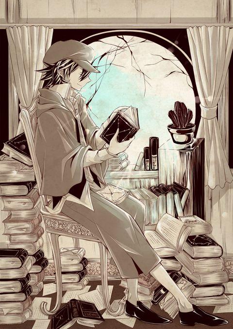「稀代の名探偵には」/「しゅり」の漫画 [pixiv]