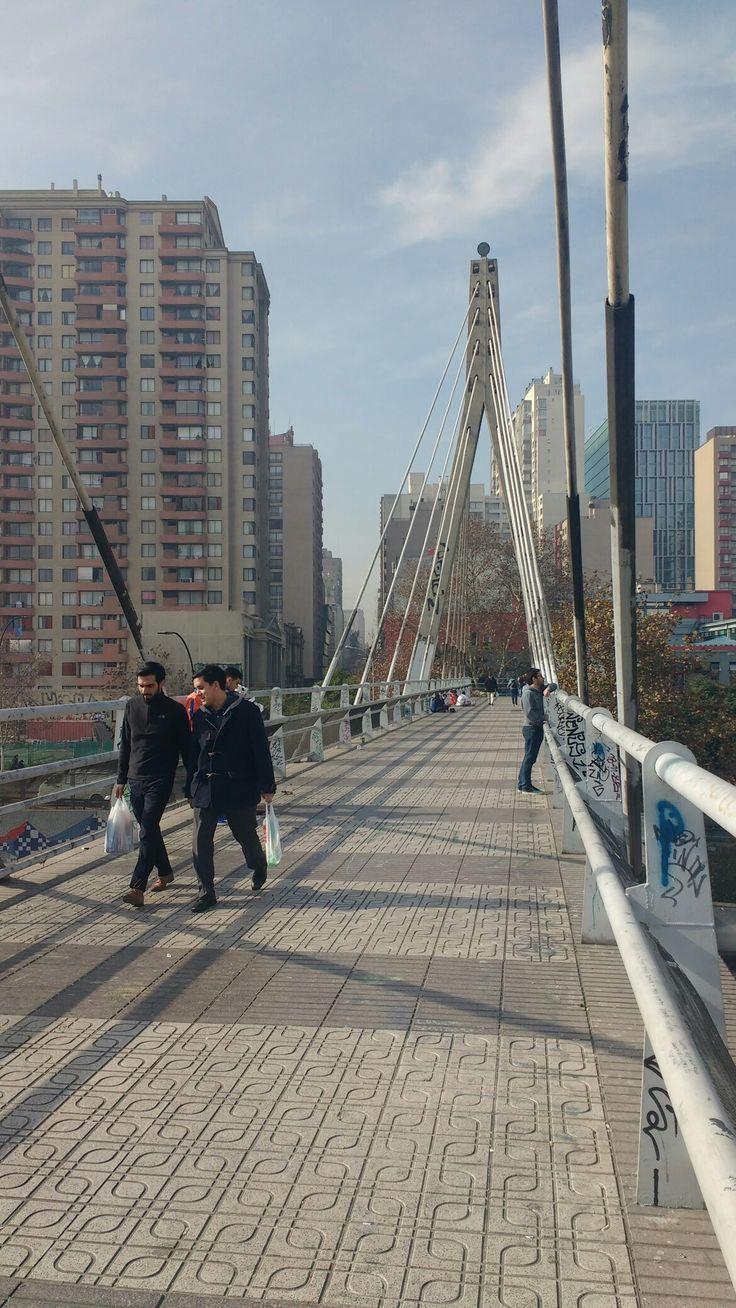 Puente Huerfanos