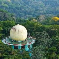 Canopy Tower in the heart of Soberania National Park