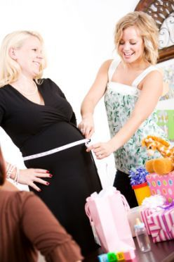 Fun and Easy Baby Shower Games - like the winner takes all idea, and the don't say ___ game is a classic