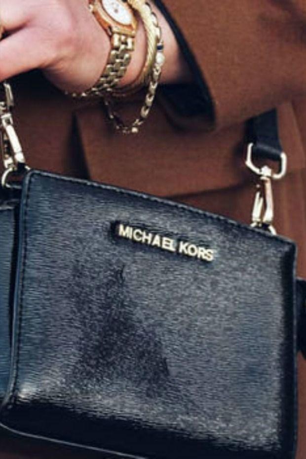 أجمل ٧ حقائب من مايكل كورس مواكبة للموضة دائما Michael Kors Jet Set Kors Jet Set Michael Kors Jet